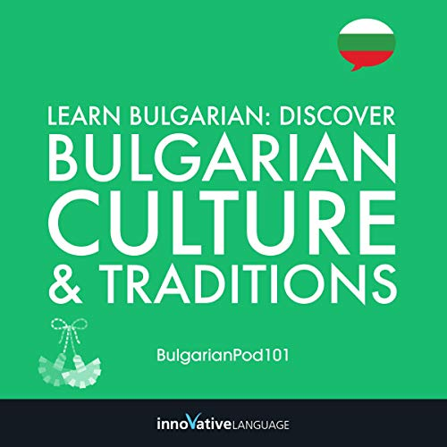 Learn Bulgarian cover art