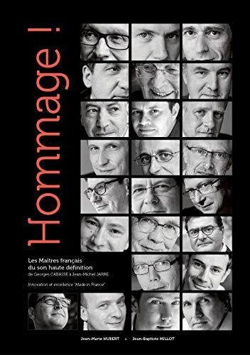 """Les maîtres Français du son haute définition: De Georges Cabasse à Jean-Michel Jarre, innovation et excellence \""""Made in France\"""" (French Edition)"""