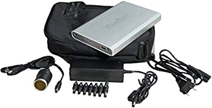 Bundle - Battery for ResMed Airsense 10 CPAP - for Camping, Travel, Power Backup - in Travel Case - Bundled with Atavyst Flex LED Light