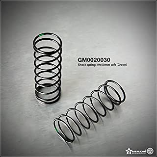 4 Silver G-Made 70142 1.9 RH04 Wheel Hubs