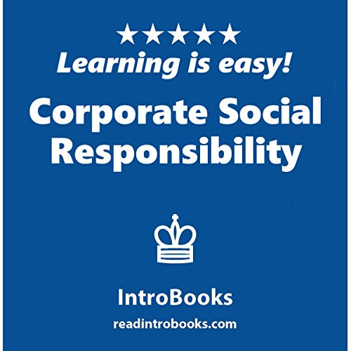 Corporate Social Responsibility audiobook cover art