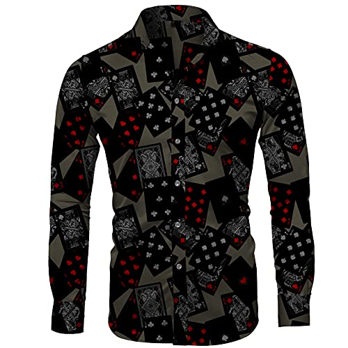 Chamunda Enterprises Shirts for Men, Full Sleeve Shirts, Unstiched Shirts for Men | ChamundaEnterprises_D_112