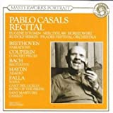 Pablo Casals Recital