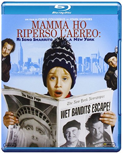 Mamma ho riperso l'aereo - Mi sono smarrito a New York [Italia] [Blu-ray]