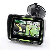 Fesjoy 4,3 Zoll Touchscreen Motorrad GPS Outdoor tragbares Navigationsgerät wasserdicht stoßfest staubdicht GPS Navigator Bildschirm berühren
