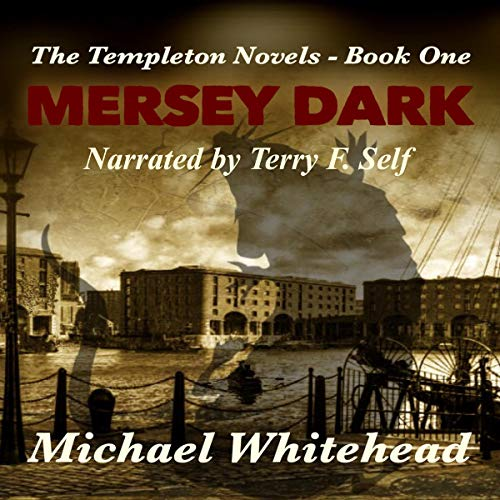 Mersey Dark audiobook cover art