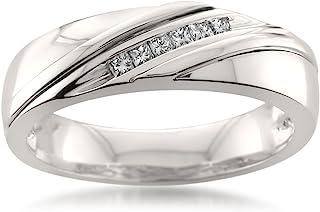 c16e32adfeccb Amazon.com: 9 to 9.75 - Wedding Rings / Jewelry: Clothing, Shoes ...