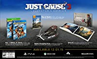 Just Cause 3 Collector's Edition - PlayStation 4 (輸入版)