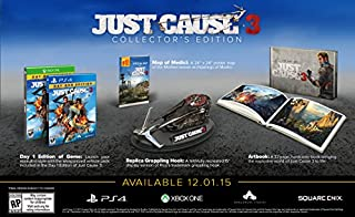 Just Cause 3 Collector's Edition - PlayStation 4 (B010XNHJOI)   Amazon price tracker / tracking, Amazon price history charts, Amazon price watches, Amazon price drop alerts