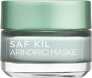 L'Oréal Paris Saf Kil Arındırıcı Maske, 50 ml
