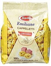 Barilla Emiliane Cappelletti Carne - 500 gr