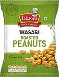Quantity is 140g Wasabi roasted peanuts Roasted peanuts