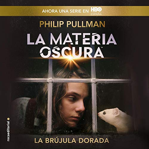 La brújula dorada [The Golden Compass] audiobook cover art