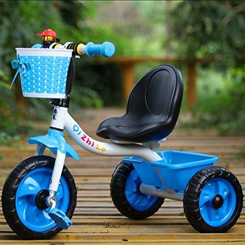 Kinder-Dreirad-m liches mädchen-fürrad-Kinderfürrad-Baby-Laufkatze 2-5 Jahre alt ( Farbe   Blau )
