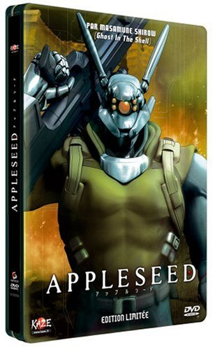 Appleseed [Édition Simple boîtier SteelBook-Facing Briareos]