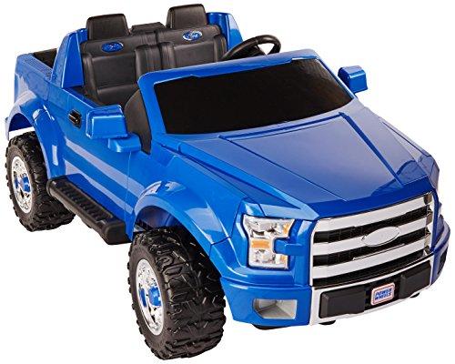 Friends Play Power Wheels Ford F-150 Carro para Niño