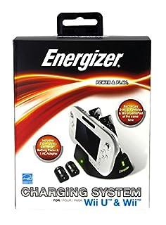Energizer 3x Charge Station for Wii U (B00A878J5I)   Amazon price tracker / tracking, Amazon price history charts, Amazon price watches, Amazon price drop alerts
