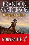 Rythme de guerre, tome 1 : Les archives de Roshar par Sanderson