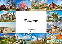 Wustrow Impressionen (Wandkalender 2022 DIN A3 quer): Zwoelf einmalig schoene Bilder des Ostseestaedtchens Wustrow (Monatskalender, 14 Seiten )