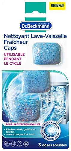 Dr. Beckmann - Limpiador para lavavajillas (aroma a cápsulas, 1 unidad)
