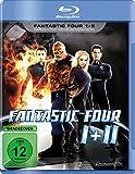 Fantastic Four I + II [Blu-ray]