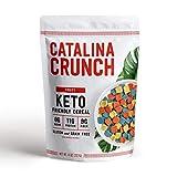 Catalina Crunch - Keto Friendly Cereal Fruity - 8 oz.