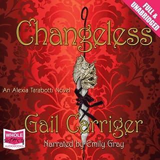 Changeless cover art