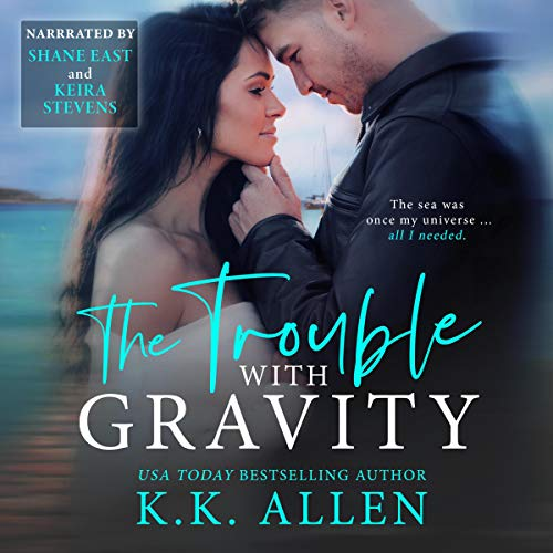 The Trouble with Gravity audiobook cover art
