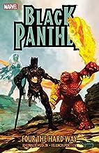Black Panther: Four The Hard Way (Black Panther (2005-2008))