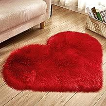 Rouge Coussin chauffant pour le coeur R/échauffer au Micro-ondes Deluxe Lavendel mikamax