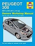 HM Peugeot 308 2007-2012 Petrol & Diesel
