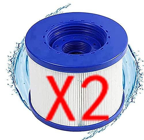 ERTLKP CosySpa Filtro de repuesto para bañera de hidromasaje,para filtro Aqua Spafiltro...