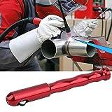 TIG Welding Wire - TIG Welding Alimentación de Alambre Pen Finger Holder alimentador de soldadura de varilla de relleno (rojo)