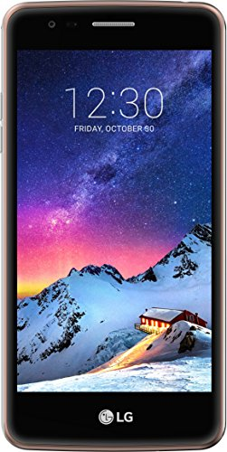 LG Mobile K8 (2017) Smartphone (12,7 cm (5 Zoll) IPS Display, 16 GB Speicher, Android 7.0) gold