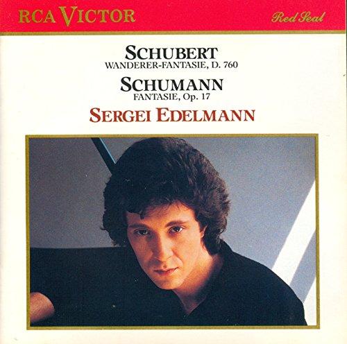 Schubert: Wanderer-Fantasie D.760 / Schumann: Fantasie op. 17