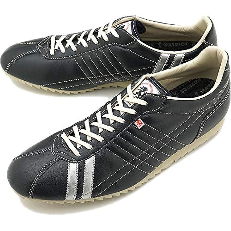 観客操作可能ポケット[パトリック] シュリー SULLY メンズ レディース スニーカー 日本製 靴 D.NVY ネイビー系 [26522]