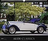 Audi-Classics 2020 - Oldtimer - Bildkalender (33,5 x 29) - Autokalender - Technikkalender - Fahrzeuge - Wandkalender: by Reinhard Lintelmann - Reinhard Lintelmann