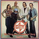 CITY – Der King Vom Prenzlauer Berg / Traudl, 7', Amiga 4 56 302 (DDR 1977)