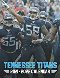 Tennessee Titans 2021-2022 Calendar