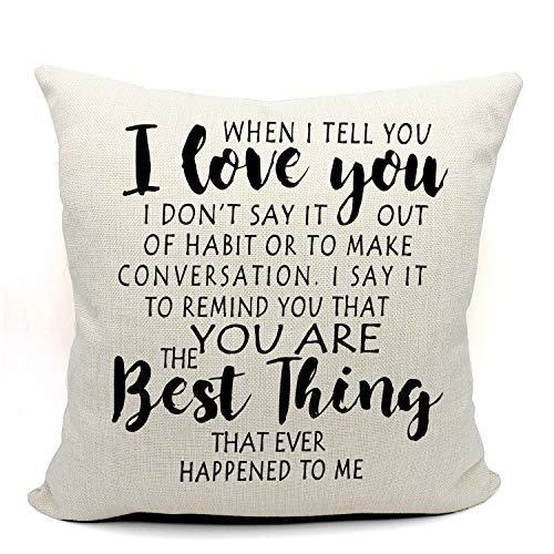 Throw Pillow Case