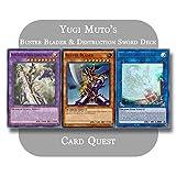 Yu-Gi-Oh! - Yugi Muto's Complete Buster Blader & Destruction Sword Deck