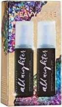 Urban Decay Heavy Dose Gift Set - All Nighter Long-Lasting Makeup Setting Spray Duo - Award-Winning Makeup Finishing Spray - Lasts Up To 16 Hours - Oil-Free Mist - Two x 4.0 fl oz