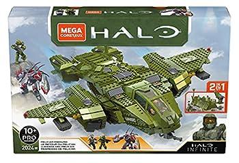 Mega Construx Halo Infinite Vehicle - Pelican Inbound Multicolor GNB28