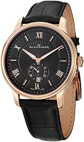 Alexander Statesman Regalia Wrist Watch For Men