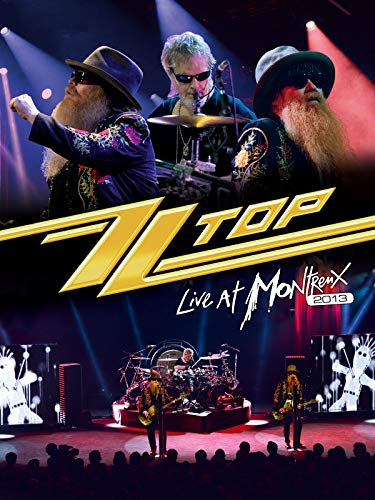 ZZ Top - Live At Montreux 2013 [OV]