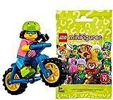 レゴ (LEGO) ミニフィギュア シリーズ19 マウンテンバイカー【71025-16】
