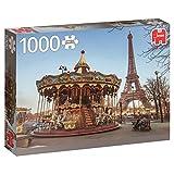 Jumbo 618547 - Puzzle de 1000 piezas, Paris - France