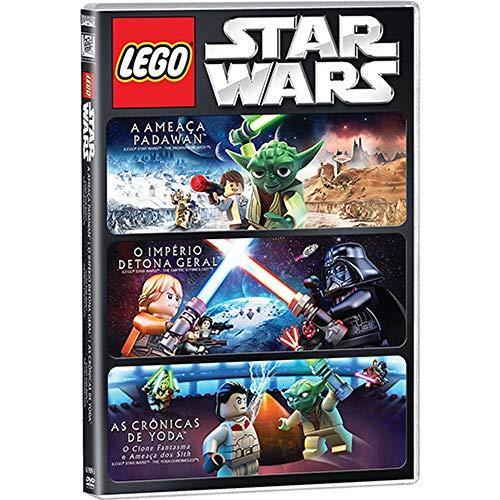 Trilogia Lego Star Wars