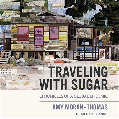 Traveling with Sugar audiobook cover art
