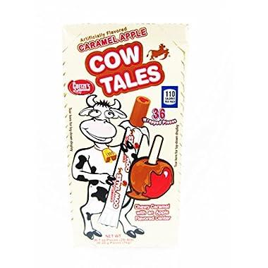 Goetze's Caramel Cow Tales, Apple, 36 Count